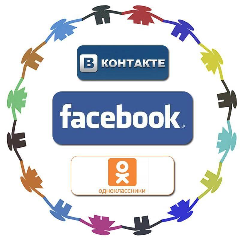 ТОП-20 Реклама в социальных сетях — Весь рекламный