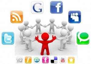 Продвижение книги в социальных сетях