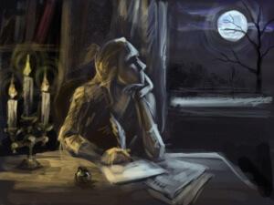 Как писать книги в мистическом жанре