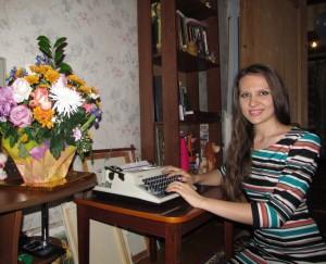 Оксана Ткаченко - писатель и журналист