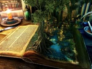 О чем писать фэнтези-книгу