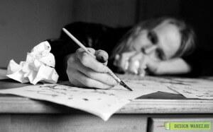 Как преодолеть творческий ступор