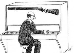 """Пишем книгу: """"ружья"""" и """"рояли"""""""