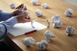Пишем книгу: ошибки первых глав