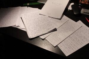 Вычитка рукописи: уровни редактуры и корректуры